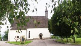 Magdalenabergkirche in Bad Schallerbach