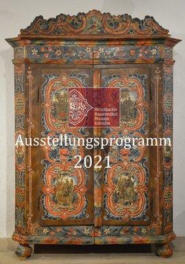 Hirschbacher Kasten aus der werkstätte Paukner um 1804