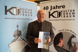 Kulturform Traun Foto: Mag. Samhaber