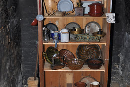 Museumsraum Küche
