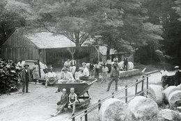 Foto Mühlsteinbearbeitung